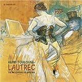 Calendrier publicitaire 2007 / 30x30mm / Henri de Toulouse Lautrec / Affiches publicités / 204...