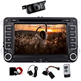 Best EinCar Camera For Cars - 7 inch Double Din Car Stereo Bluetooth With Review