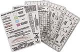 ESEE Izula Gear Navigationskarten-Set