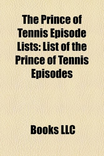 The Prince of Tennis Episode Lists