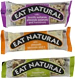 Eat Natural Assorted Nuts and Fruit Bar 50 g (Pack of 14)