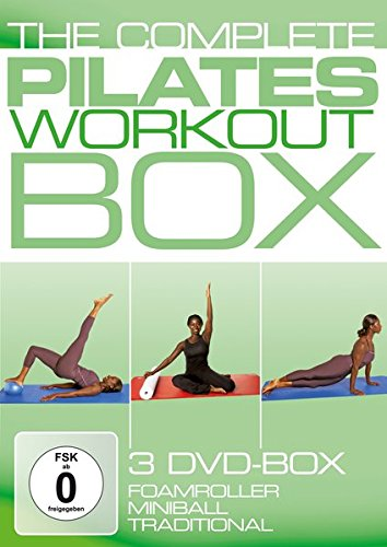 The Complete Pilates Workout Box [3 DVDs]