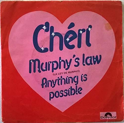 Murphy's Law = La Ley De Murphy [Vinyl Single 7''] (De Murphy Ley)