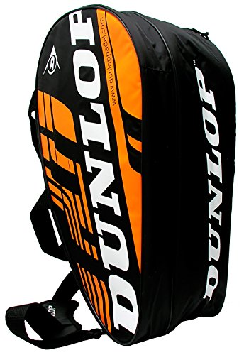Paletero de pádel Dunlop Play Naranja 2016