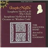 Haydn: Symphonies, Vol. 17 (101, 102)