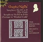 Haydn : Symphonies n� 101 et 102