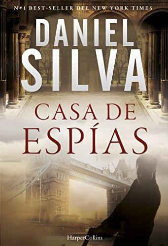 CASA DE ESPÍAS (HARPERCOLLINS) por DANIEL SILVA