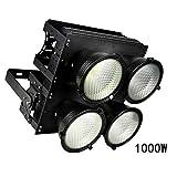 Flutlicht-LED-Turm-Leuchter im Freien, Scheinwerfer-Aluminiumtageslicht-Weiß 5600k 1500W 160000 (LM) für Bauingenieur-Dock IP66 wasserdichtes Suchscheinwerfer-Sicherheitslicht der hohen Leistung