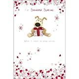 Boofle Someone Special Birthday Greeting Card Cute Range Greetings Cards
