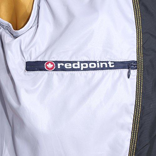 Redpoint Manteau homme grande taille Noir Noir