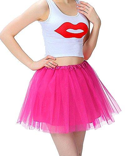 2016 Mangotree Mode Damen Organza Tütü Minirock Pettiskirt Petticoat Tanzkleid2016 Mangotree Mode Damen Organza Tütü Minirock Pettiskirt Petticoat (Frauen Tutus)