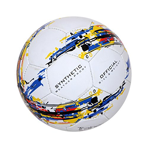 Nivia Trainer No. 5 Football  available at amazon for Rs.549