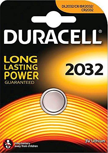Duracell DL2032/CR/BR2032/CR2032 Lithium Batterie, 3 Volt