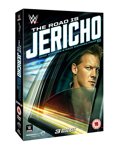 WWE: The Road Is Jericho - Epic Stories And Rare Matches From Y2J [DVD] [UK Import] (Jericho Chris Dvd)