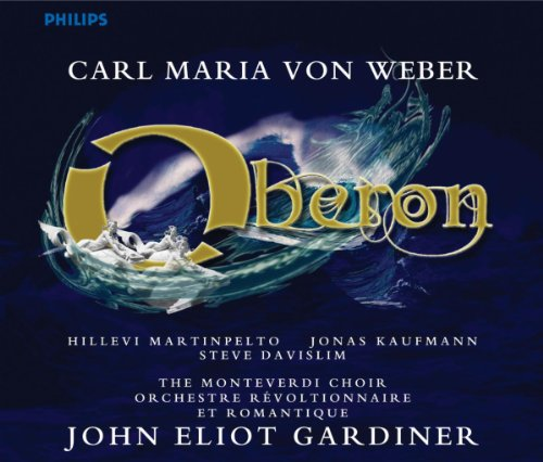 Weber: Oberon - English Text Version with Narration / Act 3 - Duet: On the banks 3 Bank-marine