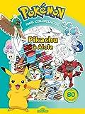 Mes coloriages Pokémon - Pikachu à Alola...