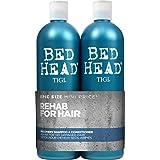 Bed Head by TIGI Urban Antidotes Recovery Set de Champú y Acondicionador 750 ml