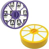 SPARES2GO Filtro Pre Motore Lavabile e post motore allergia HEPA Kit Filtro per Dyson DC19DC20DC29aspirapolvere