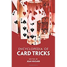 Encyclopedia of Card Tricks by Jean Hugard (1974-06-01)