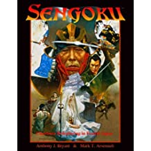Sengoku: Chanbara Roleplaying in Feudal Japan by Mark T. Arsenault (1999-08-01)
