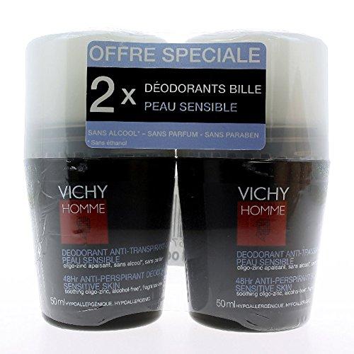 Vichy Homme 48H Deodorante Anti Traspirazione - 100 ml