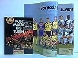 Von Malta bis Turin - Der UEFA-Cup 1992/1993. Alle BVB-Spiele, Aktionen und Daten in Wort und Bild