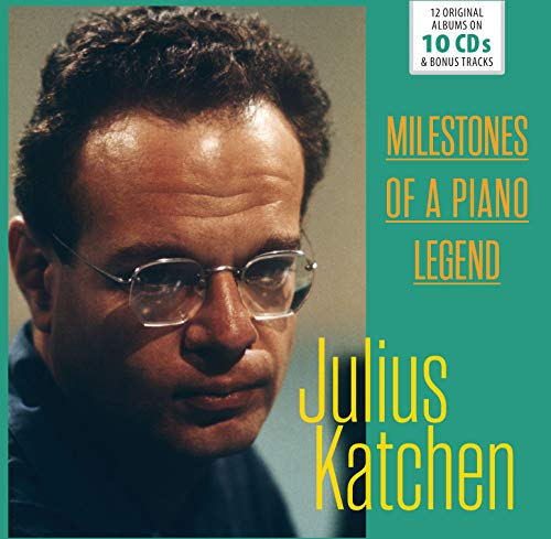 Julius Katchen - Milestones Of A Piano Legend