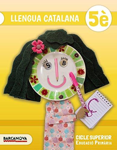 Llengua catalana 5è. Llibre de l ' alumne (Materials Educatius - Cicle Superior - Llengua Catalana) - 9788448941567