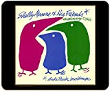 Shelly Manne - and His Friends Album Art - Hardboard Cork Back Placemat