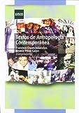 Textos de Antropología Contemporánea (GRADO)