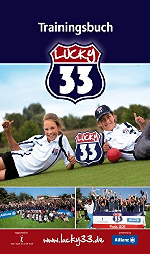 Trainingsbuch Lucky33 (Club Golf Outlet)