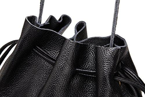 KorMei - Sacchetto donna Black