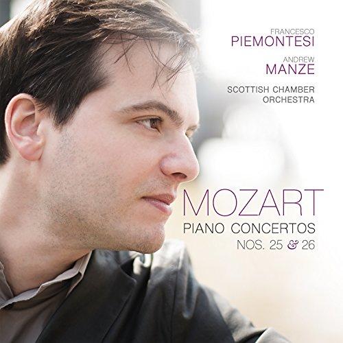 Concertos pour piano n° 26 en ré majeur, K 537 « Du Couronnement » et n° 25 en ut majeur, K 503