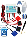Physiogears physio solutions White Electro Therapy Mini Muscle Stimulator (MINI MS) 2 Channel