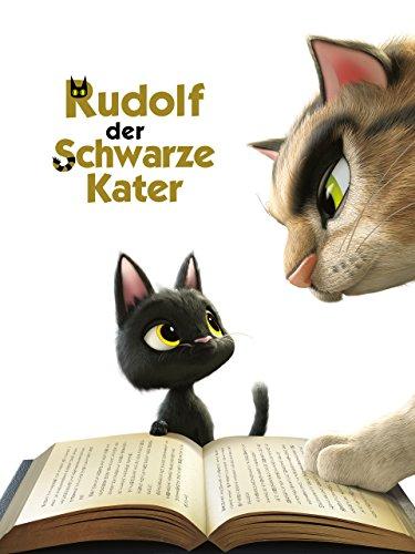 Rudolf der schwarze Kater - Katze