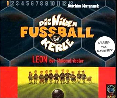 Preisvergleich Produktbild Die wilden Fußballkerle Tl.1,  Leon,  der Slalomdribbler. CD BOX mit 3 CDs