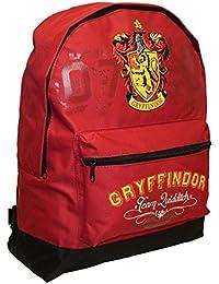 Preisvergleich für Harry Potter Backpack Kinder-Rucksack, 39 cm, 13000 liters, Schwarz (Red)