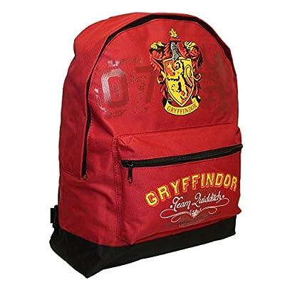 Harry Potter Official Gryffindor Team Quidditch Backpack - childrens-backpacks