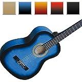 4/4 Klassik Akustik Gitarre für Einsteiger in vielen verschiedenen Farben