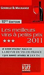 LES MEILLEURS VINS A PETITS PRIX 2011