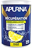 APURNA - BOISSON RECUPERATION CITRON - Récupération optimale - Made in France - 400g