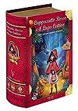 Asmodee 8444 - Cappuccetto Rosso e Il Lupo Cattivo, Edizione Italiana, Multicolore