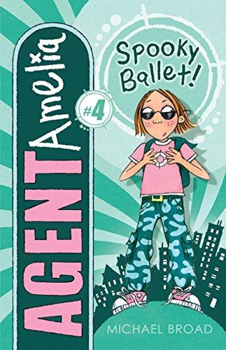 Spooky Ballet! (Agent Amelia)