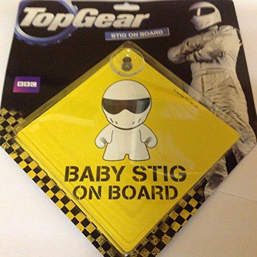 Preisvergleich Produktbild BBC Top Getriebe Baby-stig an Bord ideal Weihnachtsgeschenk Geschenk