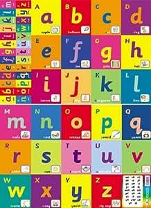 Alphabet Frieze Educational Poster 120x40cm