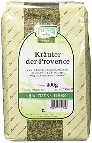 FUCHS Kräuter der Provence, 3er Pack (3 x 400 g)