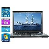 Lenovo ThinkPad T410–PC portatile–14,1'–nero (Intel Core i5–520M/2.40GHz, 8GB di RAM, HDD 1TB, Masterizzatore DVD, webcam, Windows 7Professionale)