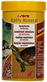Mangime per tartarughe sera raffy mineral 250 ml con sali minerali e vitamine