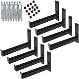8 x Wand-Reifenhalter, 25cm. Reifenhalter Wandhalterung Felgenhalter Wandhalter Reifenständer Felgenregal Reifenhalterung Reifenwandhalter