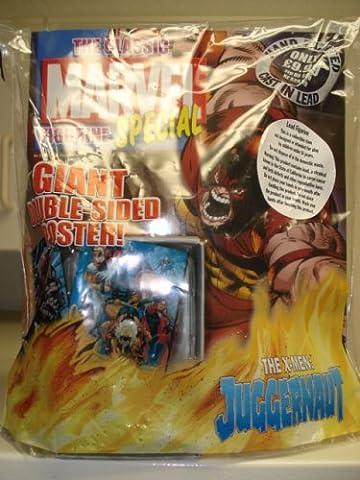 Figurine plomb Marvel, Hors Serie - Juggernaut
